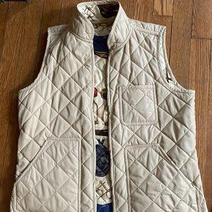 Ralph Lauren lightweight quilted vest